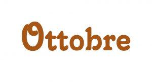 Frasi Ottobre